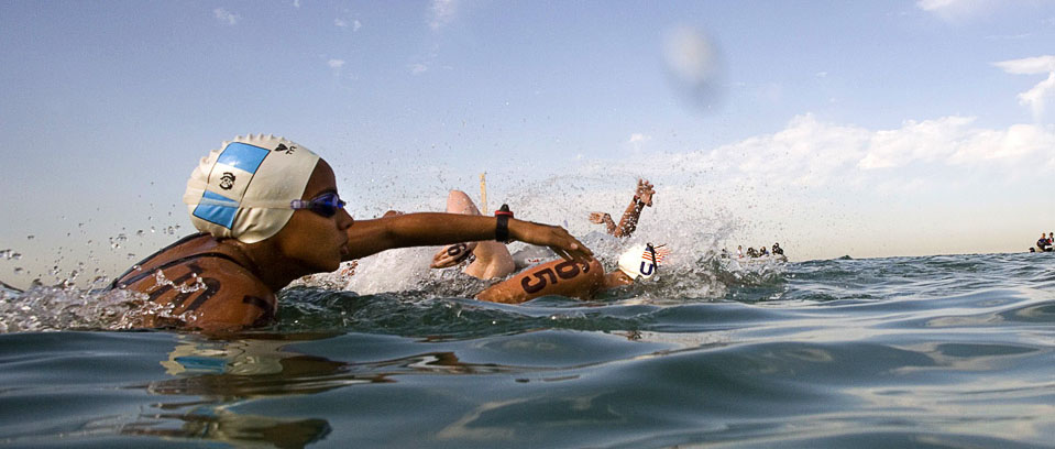 Tips for Open-Water Swimming