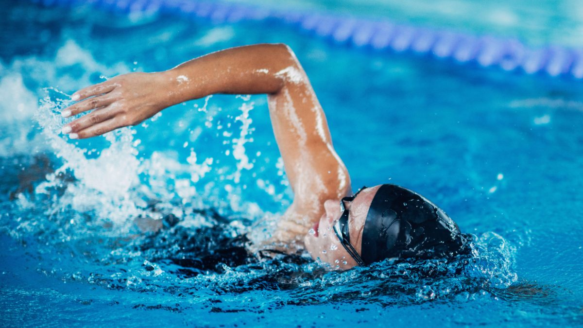 Simple Solution to Avoid Swimmer's Shoulder