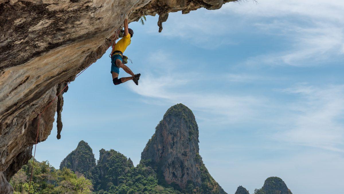 7 Reasons Why Rock Climbing is Fun