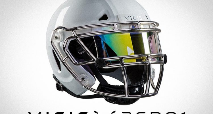 Zero1 the Advanced Protective Helmet for American Football Players