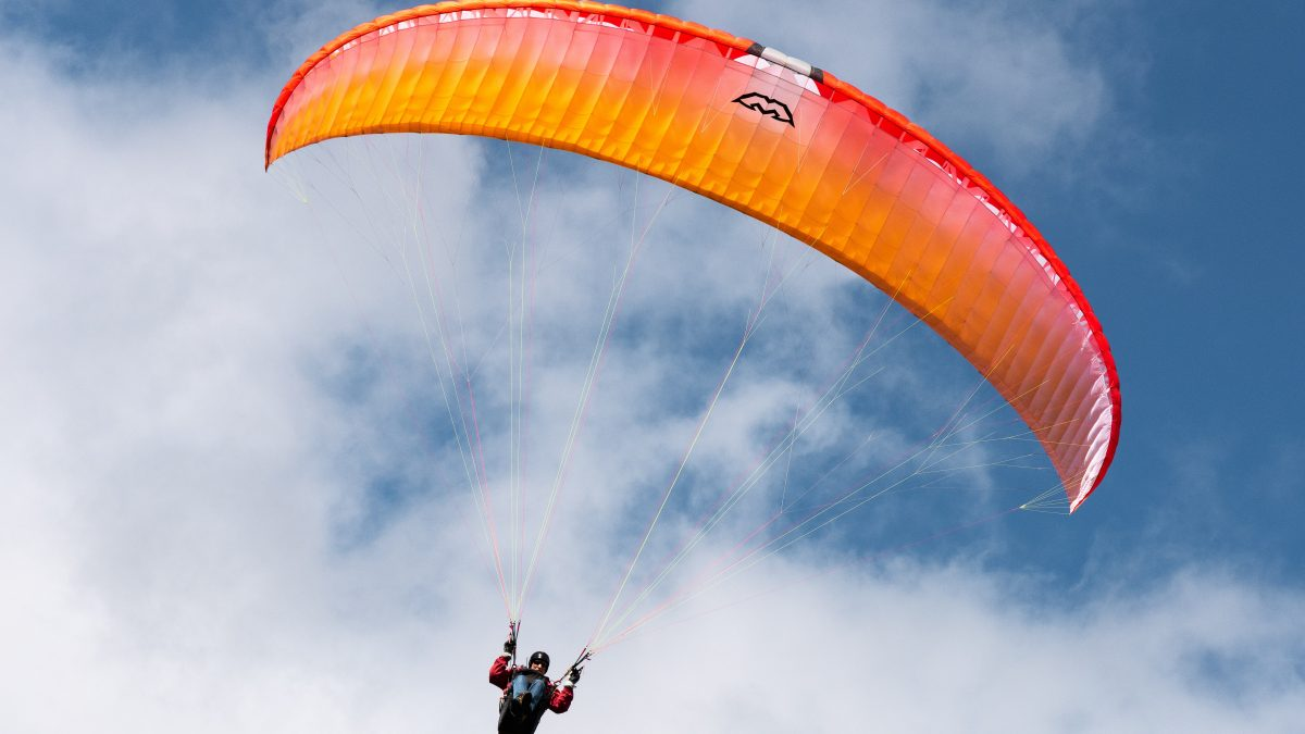 Paragliding 101 in the Dominican Republic