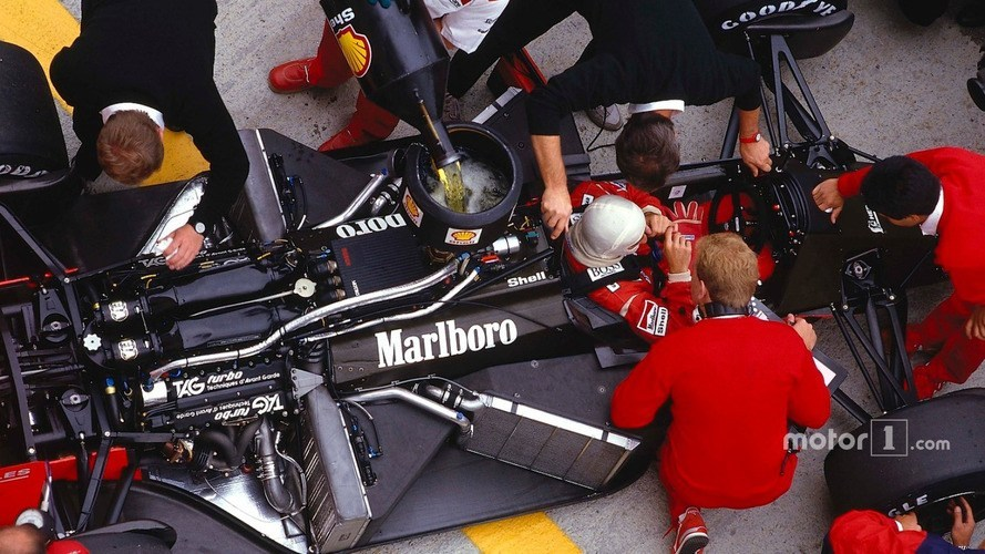 Difference Between the Fuel of Formula 1 and a Regular Car