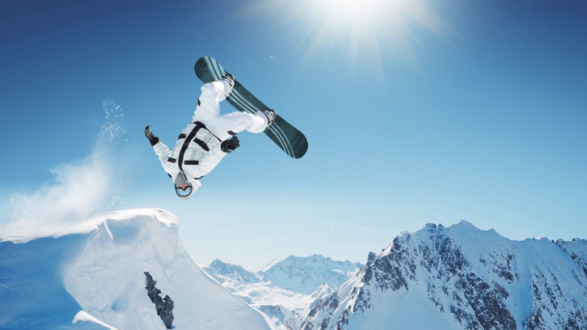 Snow-Proof Technology for a Whole New Sports and Workout Experience